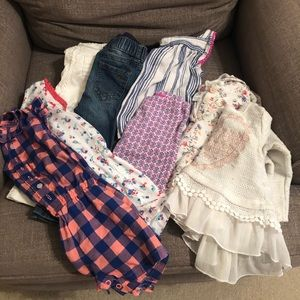 Bundle of 18 month clothes - 8 pieces!
